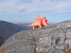Bubbles - The Summit Stegosaurus